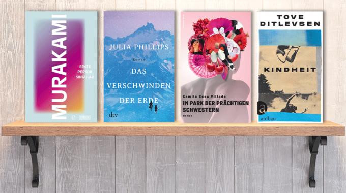 Neue Bücher im Januar #1: Frischer Lesestoff