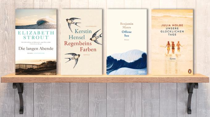 Neue Woche, neue Bücher #12: Frischer Lesestoff!