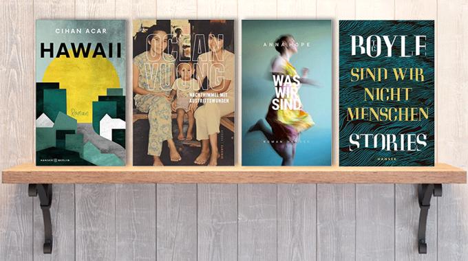 Neue Woche, neue Bücher #08: Frischer Lesestoff!