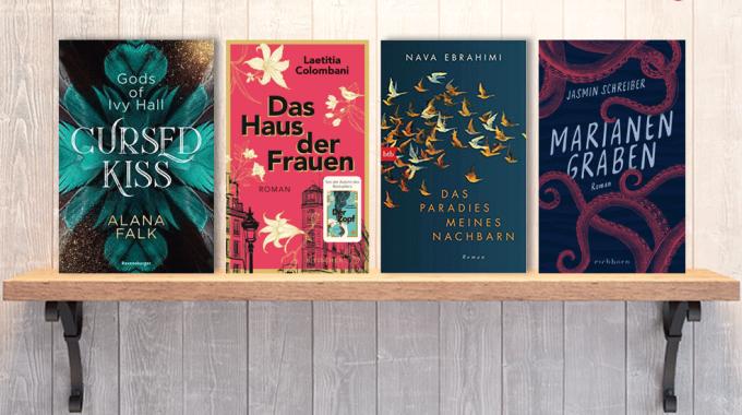 Neue Woche, neue Bücher #09: Frischer Lesestoff!