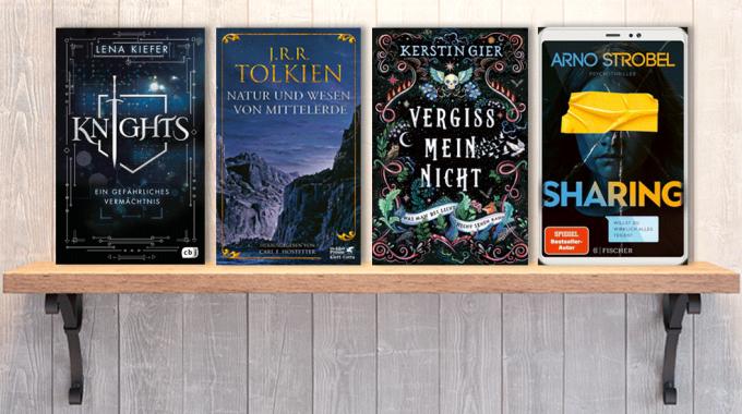 Neue Bücher im September #9: Frischer Lesestoff Neuerscheinungen