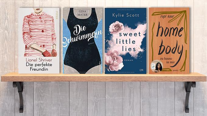 Neue Woche, neue Bücher im November 2020 - Neuerscheinungen