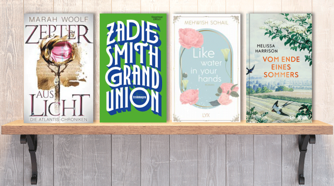 Neue Bücher im Juni 2021: Frischer Lesestoff Neuerscheinungen Bücher