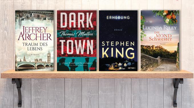 Neue Woche, neue Bücher #46: Frischer Lesestoff! Neue Bücher im November