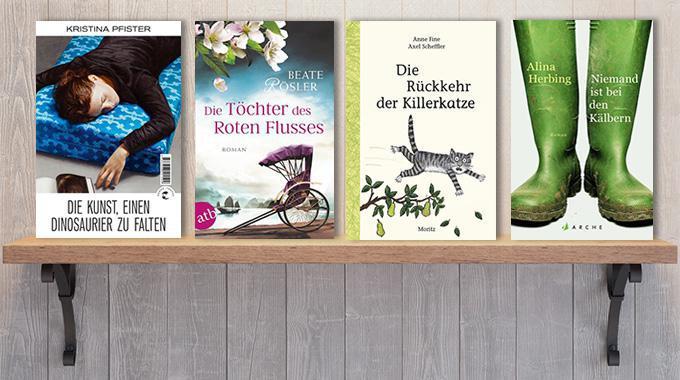 Neue Woche, neue Bücher #06: Frischer Lesestoff!