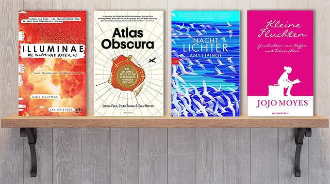 Neue Woche, neue Bücher #42: Frischer Lesestoff!
