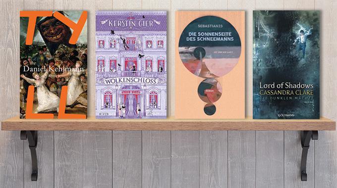 Neue Woche, neue Bücher #41: Frischer Lesestoff im Oktober 2017 zur Buchmesse!