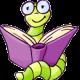 Jana kleiner Bücherwurm