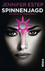 Elemental Assassin - Spinnenjagd