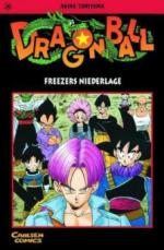 Dragon Ball - Freezers Niederlage