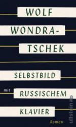 Selbstbild mit russischem Klavier - Wolf Wondratschek