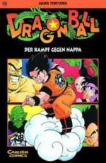 Dragon Ball 19. Der Kampf gegen Nappa