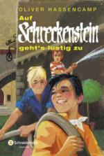 Die Jungen von Burg Schreckenstein 02. Auf Schreckenstein geht's lustig zu