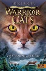 Warrior Cats Staffel 6/06 - Vision von Schatten. Wütender Sturm