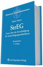 StrEG (Strafrechtsentschädigung), Kommentar