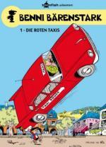 Benni Bärenstark 01. Die roten Taxis
