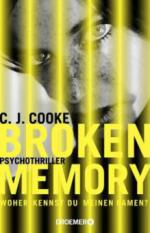 Broken Memory - C. J. Cooke