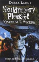 Skulduggery Pleasant, Kingdom Of The Wicked