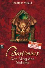 Bartimäus 04 - Der Ring des Salomo