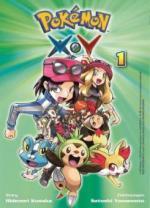 Pokémon X und Y 01