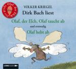 Olaf, der Elch, 3 Audio-CDs