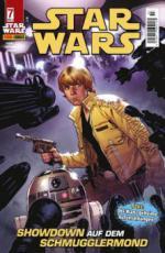 Star Wars Comicmagazin, Band 7 - Showdown auf dem Schmugglermond