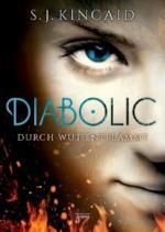 Diabolic (2). Durch Wut entflammt - S. J. Kincaid