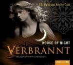 House of Night - Verbrannt, 5 Audio-CDs