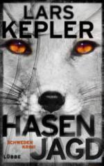 Hasenjagd - Lars Kepler
