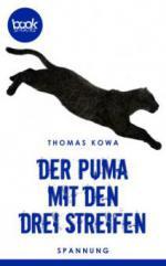Der Puma mit den drei Streifen