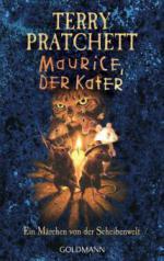 Maurice, der Kater