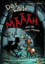 Das wilde Mäh und die Monster-Mission