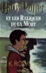 Harry Potter et les Reliques de la Mort. Harry Potter und die Heiligtümer des Todes, französische Ausgabe