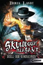 Skulduggery Pleasant 07. Duell der Dimensionen