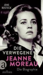 Die Verwegene. Jeanne Moreau