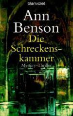 Benson, A: Schreckenskammer