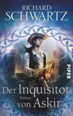 Die Götterkriege 05. Der Inquisitor von Askir