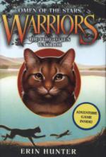 Warriors Omen of the Stars: The Forgotten Warrior. Warrior Cats - Zeichen der Sterne, Der verschollene Krieger, englische Ausgabe