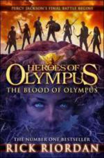 Heroes of Olympus - The Blood of Olympus