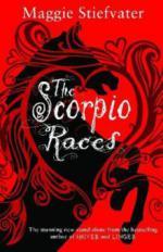 The Scorpio Races. Rot wie das Meer, englische Ausgabe