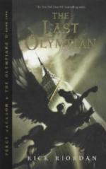 Percy Jackson & the Olympians: The Last Olympian