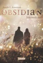 Obsidian, Band 1: Obsidian. Schattendunkel