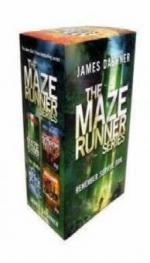 The Maze Runner Series, 4 Volumes