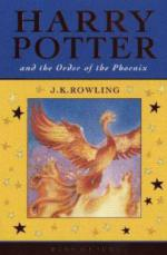 Harry Potter and the Order of the Phoenix, Celebratory edition
