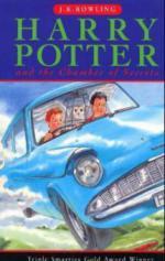 Harry Potter and the Chamber of Secrets. Harry Potter und die Kammer des Schreckens, englische Ausgabe