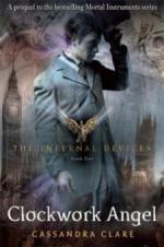 Clockwork Angel, English edition