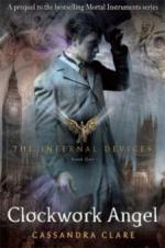 Clockwork Angel, English edition