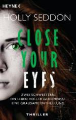 Close your eyes - Holly Seddon