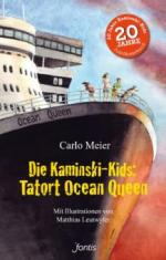 Die Kaminski-Kids: Tatort Ocean Queen