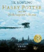 Harry Potter and the Philosopher's Stone. Illustrated Edition